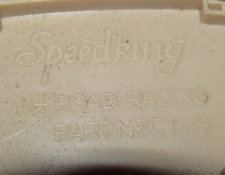 Vintage Scalextric Speed King Slot Car Racing F1 GP Old Retro