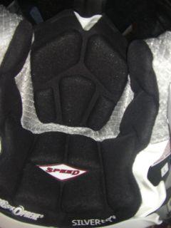 Revo Speed Football Helmet Inner Padding Lining Overliner Pad Size M L