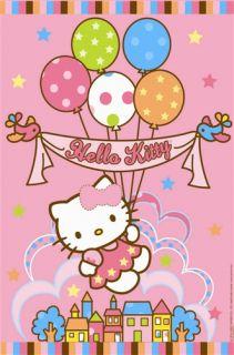 the hello kitty balloon dreams party game puts a fun