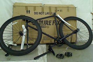 Pure Fix Cycles Juliet Fixed Gear Bike (Juliet, 23 Inch Frame)