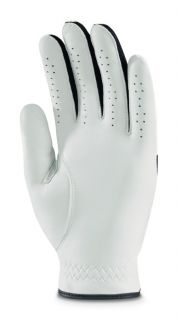 Nike Tech Xtreme III Golf Glove White/Red/Black Left Hand Large