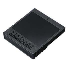 GameCube Memory Card 251 Official Genuine Memory Pak Original Nintendo