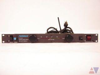 Furman PL PLUS Power Conditioner & Light Module
