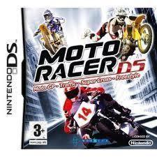 Nintendo DS DSi Moto Racer New SEALED GP Game