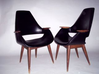 of Arthur Umanoff for Madison Furniture chairs paul mccobb eames era