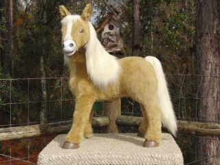 FurReal Friends SMORES Pony 3FT Interactive Horse Hasbro ...