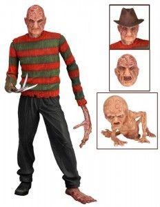 New Nightmare on Elm Street 5 NECA Freddy Krueger Action Figure Toy