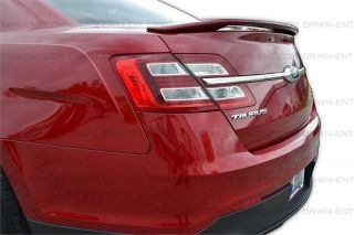 Ford Taurus All Models Painted Factory Style Sho Pedestal Spoiler Wing