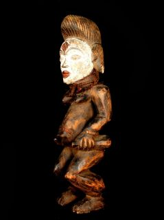 Punu Statue African Tribal Art