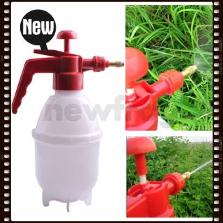ml Spray Bottle Portable Pressure Garden Plant Water Chemical Sprayer