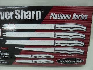 Forever Sharp 8 PC Surgical Stainless Steel Knife Set