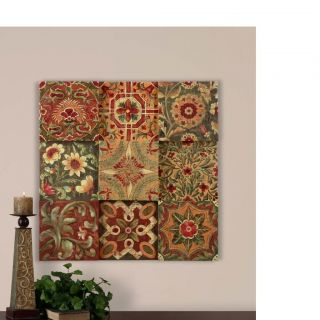 Wall Blocks French Country Tuscan Wall Decor Gorgeous