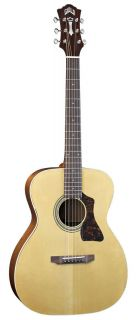 Guild GAD 30 Orcehstra Acoustic Guitar w Case GAD30 Natural NEW