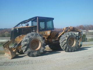 1997 Caterpillar Log Skidder