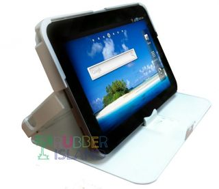 Wht Official Samsung Galaxy Tab Tablet Case Cover Stand