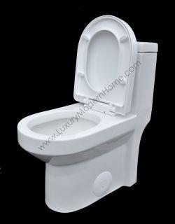 25 inch Small Toilet Galba Bathroom Tiny Cupc UPC Compact Short