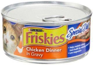 Cat Food Similar To Friskies Special Diet