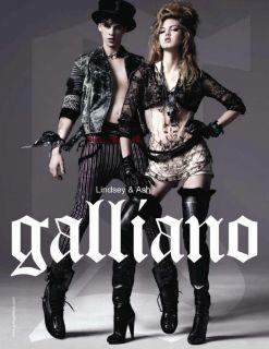 John Galliano Hoodie Hybrid Hoody Runway Sick Hot Rugged Sal E Sale