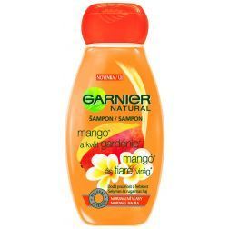 Garnier Natural Mango Shampoo Beauty Hair New Women Fragrance 8 5oz