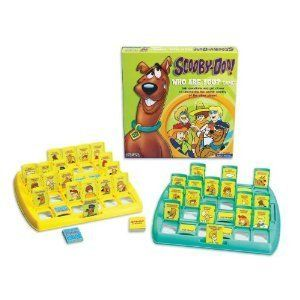 Scooby Doo Who Are You Game New Board Games Toys NIB NWT Kids Fun