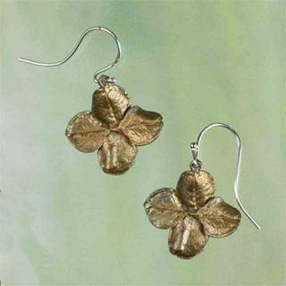 Four Leaf Clover Earrings Michael Michaud Jewelry