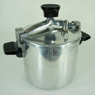 Wear Ever Chicken Bucket Low Pressure Cooker Fryer 6qt 90026