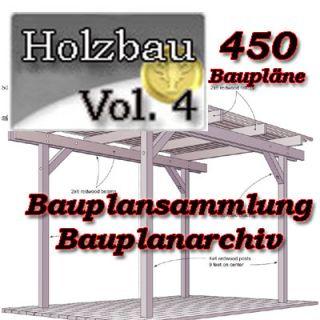 haus garten heimwerker selber bauen m holz bauplan v4 3