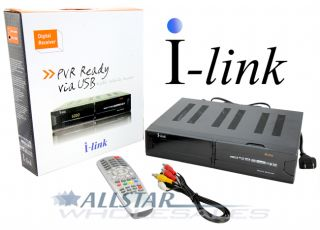 Link IR 210 FTA Digital Receiver HDMI iLink IR210 Free to Air
