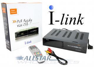 Link IR 210 FTA Digital Receiver HDMI iLink IR210 Free to Air