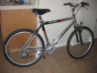 Eddie Bauer Giant 19 5 Mens Mountain Bike 6061 Aluminum Frame