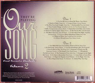 Jack Jones John Gary Theyre Playing Our Song Vol 2 2 CDs Heartland
