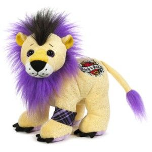 Rock N Roar Ganz Webkinz Rockerz 8.5 Plush Stuffed Animal Online Toy