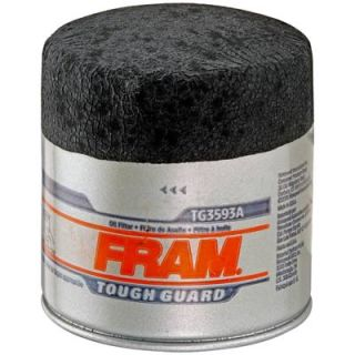 fram tg3593a oil filter tough guard 20mm x 1 5 thread