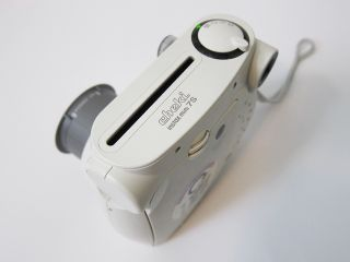 Fujifilm Instax Mini 7S Instant Film Camera White Instax Mini Album