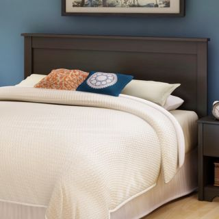 South Shore Vito Full Queen Size Headboard in Chocolate 3119270