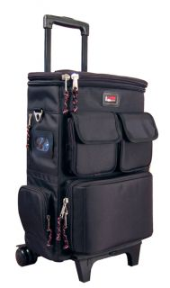 Gator Cases Rolling Utility Backpack Case with Wheels GK LT25W ES