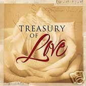 Cent CD Treasury of Love Unforgettable Time Life SEALED