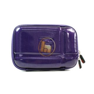 GPS Hard Shell Case Cover for Garmin Nuvi 1450LMT 1490T 1490LMT Purple