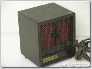 Micro Furnace Computer Controlled Fan Heater 5200BTU
