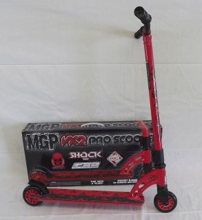 New 2012 MGP Madd Gear VX2 Pro Scooter Freestyle Scooter Red