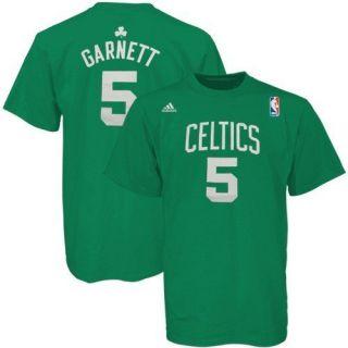 Boston Celtics Kevin Garnett Jersey T Shirt Sz XXL 2XL