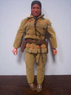 Gabriel Tonto Doll Action Figure 1973 Excellent