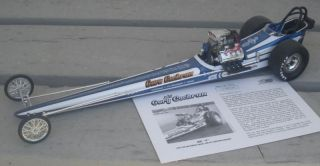 24 Mr C Gary Cochran Front Engine Dragster 1320