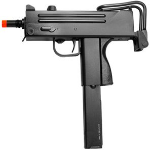 KWA M11A1 NS2 Gas Airsoft Submachine Gun Full Semi Auto Blowback