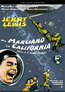 Planet New PAL Classic DVD Norman Taurog Jerry Lewis Fred Clark