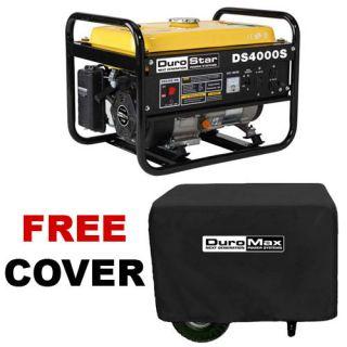 Durostar 4000 Watt Portable RV Gas Generator Recoil Start DS4000S with