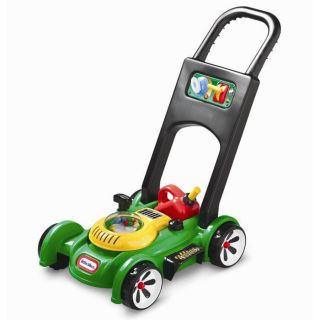 Little Tikes Gas N Go Mower Kids Toddler Child Pretend Play Outdoor