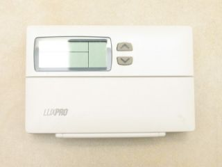 Luxpro PSP511LCA Programmable Heat and Cool Thermostat