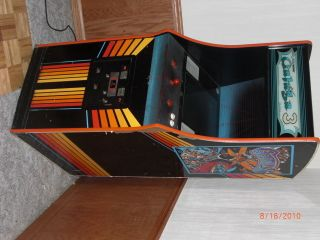 Galaga 3 Arcade Video Game Midway