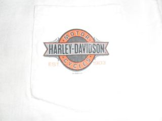 Harley Davidson Motorcycles T Shirt Gastonia North Carolina